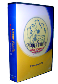 DVD Set Happy Family Seminars